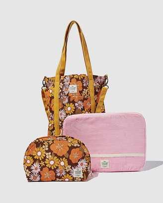 Typo - Women's Pink Bags - Commuter Gift Set - Size One Size at The Iconic