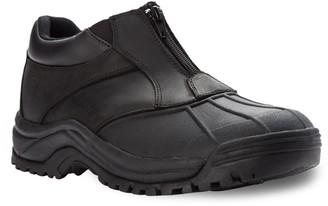 Propet Blizzard Zip Men's Waterproof Winter Ankle Boots