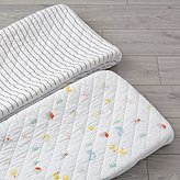 Set of 2 Farm Animal Changing Pad Covers
