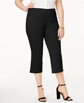 Pull On Cotton Capris - ShopStyle