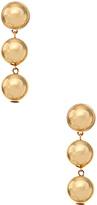 Amrita Singh Women's 3 Ball Drop Earrings