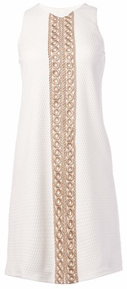 Pappagallo Women's Sleeveless Swing Dress