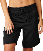 Leilani Black Surf City Boardshorts