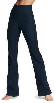 Rag & Bone Nina High-Rise Pull-On Flare Leg Jeans