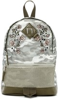 Madden-Girl Printed Mini Nylon Backpack