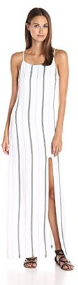 MinkPink Women's Wherever It Leads Maxi Dress