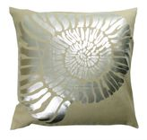 B. Smith Park Foil Shell Throw Pillow
