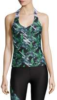 We Are Handsome Women's Active Printed Tank