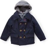 Hawke & Co Atlantic Pea Coat - Toddler & Boys