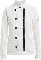 Off-White Holebrook - Aw 18 Mari Wind Proof Jacket - XS / Offwhite - Blue/White