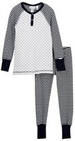 Coccoli Double Knit Pajamas (Toddler & Little Boys)