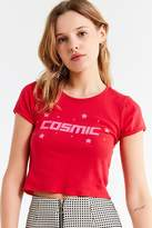 Truly Madly Deeply Cosmic Cropped Tee