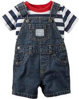 Carter's 2-pc. Shortall Set-Baby