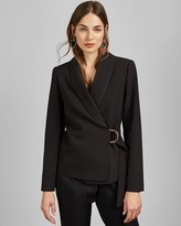 Ted Baker D-ring Tailored Jacket