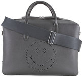 Anya Hindmarch Walton briefcase - men - Calf Leather - One Size