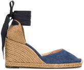 Castaner Carina wedge espadrilles - women - Leather/Suede/rubber - 37