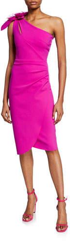 b146feb9454 Chiara Boni One Shoulder Dresses - ShopStyle Canada