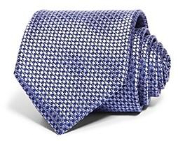 Canali Mini Diamond Silk Classic Necktie