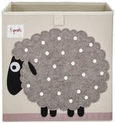 3 Sprouts Sheep Storage Cube