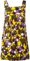 P.A.R.O.S.H. floral patterend dress - women - Cotton - XS