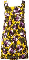 P.A.R.O.S.H. floral patterend dress
