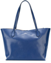 Hogan slouched tote bag - women - Leather - One Size