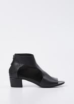 Marsèll black bo sandalo heel