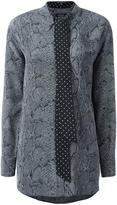 Equipment snakeskin print blouse - women - Silk - XS