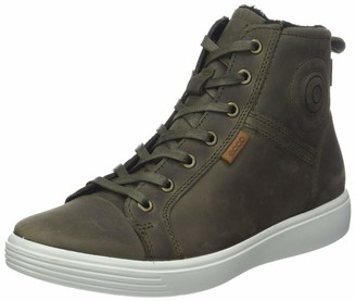 Ecco Unisex Kids S7 Hi-Top Trainers