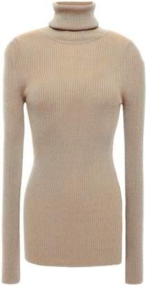 Forte Forte Forte_forte Ribbed Stretch-knit Turtleneck Sweater