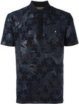 Valentino Rockstud Camustars polo shirt