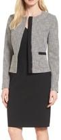 BOSS Women's Kabira Tweed Jacket