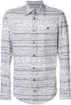 Vivienne Westwood doodle print shirt