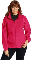 Columbia Women's Plus-Size Benton Springs Full Zip