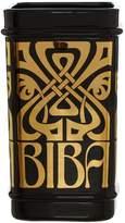 Biba Black glass tumbler