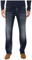 Buffalo David Bitton Driven Straight Leg Jeans in Contrast Vintage Men's Jeans