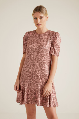 Seed Heritage Printed Mini Dress