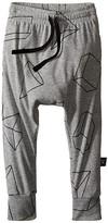 Nununu Geometric Baggy Pants (Infant/Toddler/Little Kids)