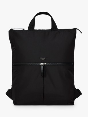 Knomo Reykjavik Backpack / Tote 15 Laptops, Black