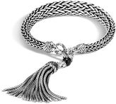 John Hardy Classic Chain Graduated Bracelet with Black Onyx
