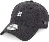 New Era 9FORTY Detroit Tigers herringbone strapback cap