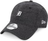 New Era 9forty Detroit Tigers Herringbone Strapback Cap