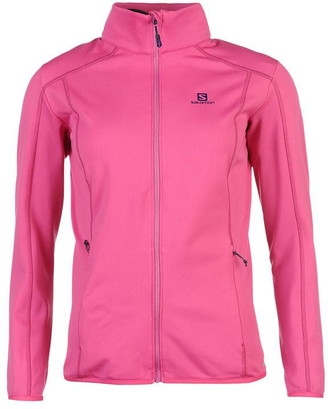 Salomon Discovery Softshell Jacket Ladies