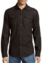 Calvin Klein Jeans Cotton Button-Down Shirt