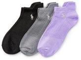 Polo Ralph Lauren Ralph Lauren Classic Ankle Sock 3-Pack