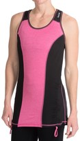 Reebok Ruched Tank Top - Racerback (For Women)