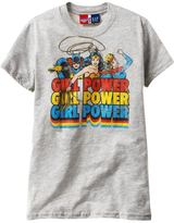 Junk Food™ girl power graphic T