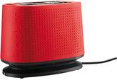Bodum Bistro 2 Slice Toaster - Red