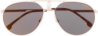 Carrera Aviator-Style Sunglasses