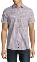 Strellson Sidney Short Sleeve Cotton Shirt